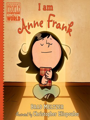 cover image of I Am Anne Frank
