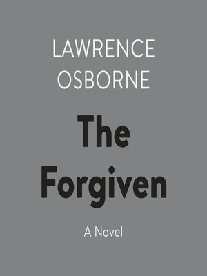 cover image of The Forgiven