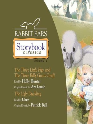 cover image of Rabbit Ears Storybook Classics, Volume 2
