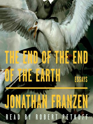 cover image of The End of the End of the Earth