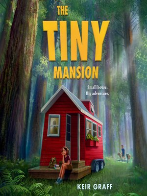 cover image of The Tiny Mansion