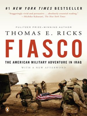 cover image of Fiasco