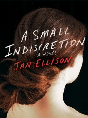 cover image of A Small Indiscretion
