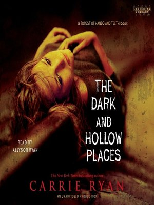 cover image of The Dark and Hollow Places
