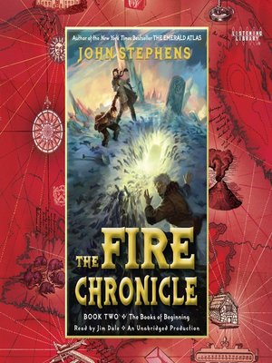 cover image of The Fire Chronicle