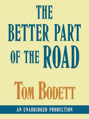cover image of The Better Part of the Road