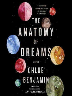 cover image of The Anatomy of Dreams