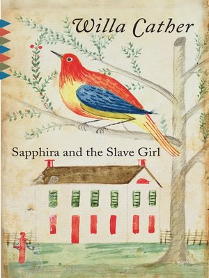 cover image of Sapphira and the Slave Girl