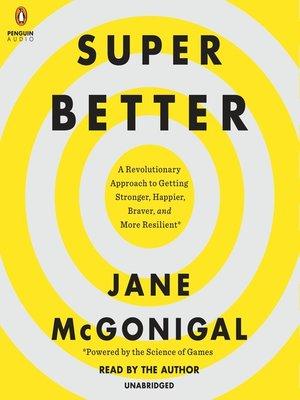 cover image of SuperBetter