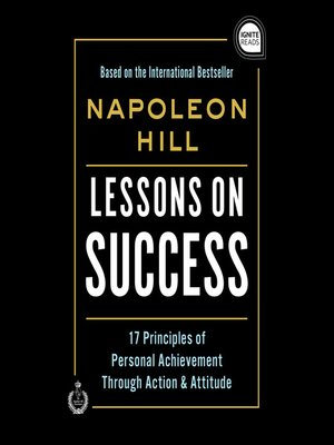 cover image of Lessons on Success