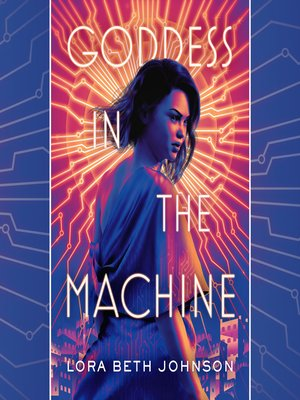 cover image of Goddess in the Machine