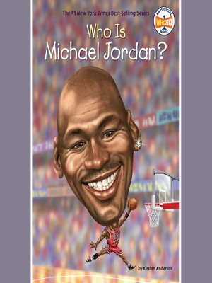 cover image of Who Is Michael Jordan?
