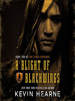 cover image of A Blight of Blackwings