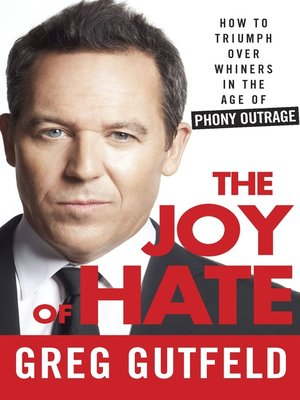 cover image of The Joy of Hate