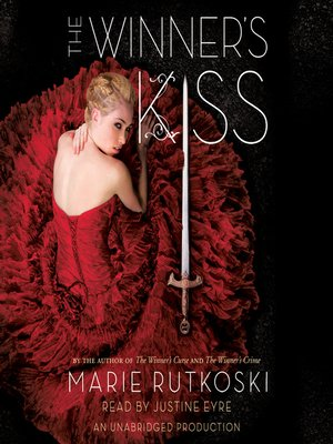 cover image of The Winner's Kiss