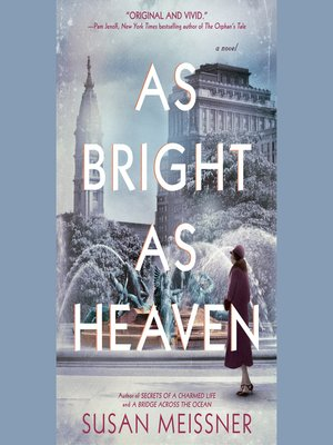 cover image of As Bright as Heaven