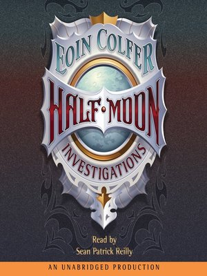 cover image of Half-Moon Investigations