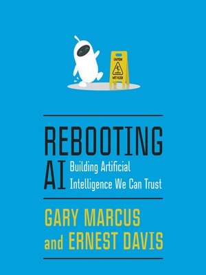 cover image of Rebooting AI