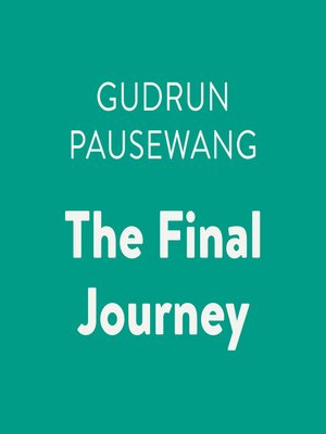 cover image of The Final Journey