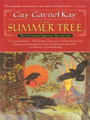 cover image of The Summer Tree