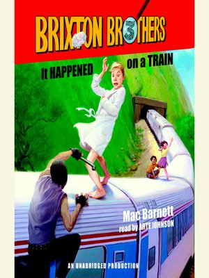 cover image of It Happened on a Train
