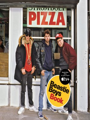 cover image of Beastie Boys Book