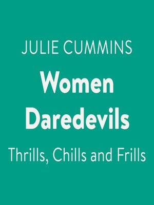 cover image of Women Daredevils