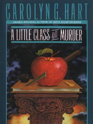 cover image of A Little Class on Murder