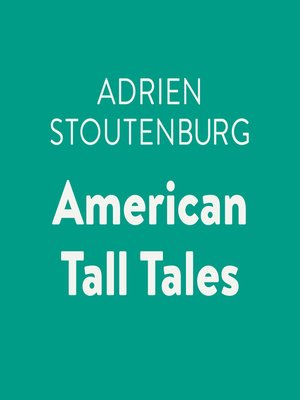 cover image of American Tall Tales