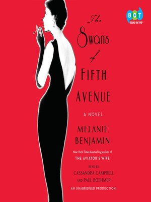 cover image of The Swans of Fifth Avenue