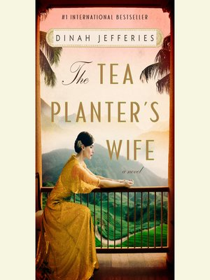 cover image of The Tea Planter's Wife