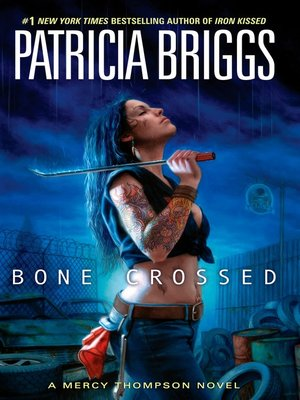cover image of Bone Crossed