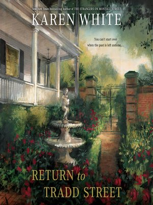 cover image of Return to Tradd Street