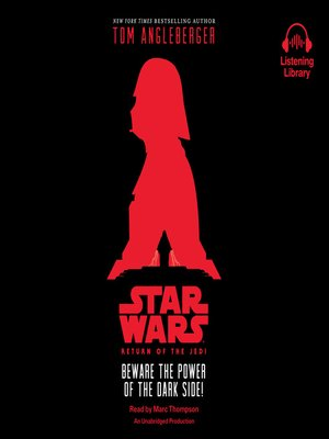 cover image of Return of the Jedi: Beware the Power of the Dark Side!