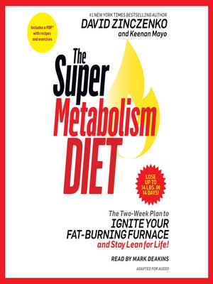 cover image of The Super Metabolism Diet