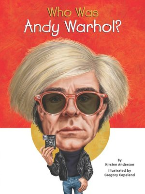 cover image of Who Was Andy Warhol?