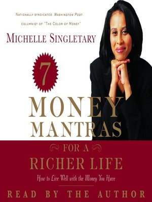 cover image of 7 Money Mantras for a Richer Life