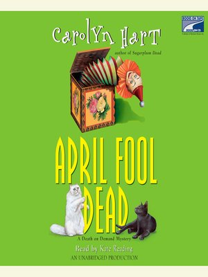 cover image of April Fool Dead