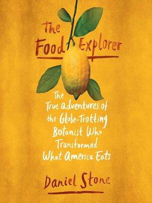 cover image of The Food Explorer