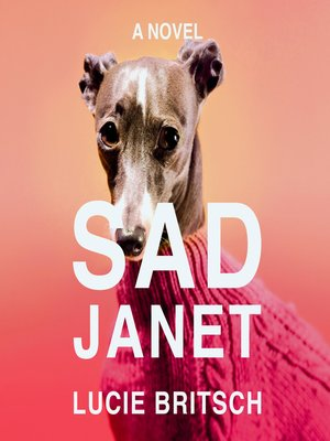 cover image of Sad Janet
