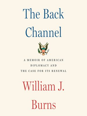cover image of The Back Channel