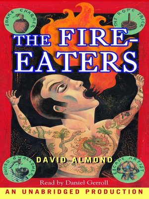 cover image of The Fire-Eaters