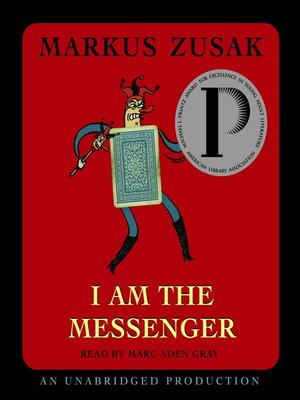 cover image of I Am the Messenger