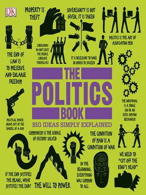 cover image of The Politics Book