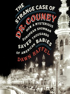 cover image of The Strange Case of Dr. Couney