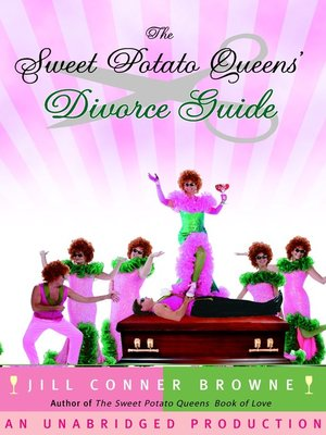 cover image of The Sweet Potato Queens' Wedding Planner & Divorce Guide