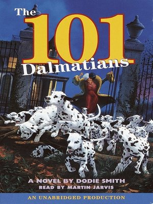 cover image of The 101 Dalmatians