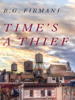 cover image of Time's a Thief