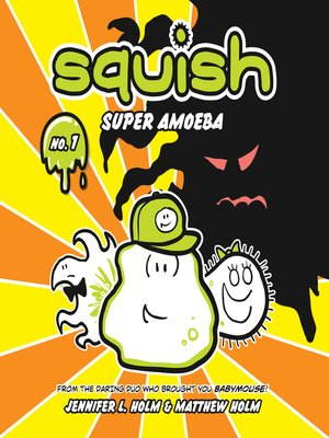 cover image of Squish #1