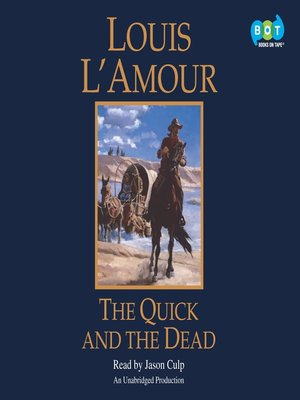 cover image of The Quick and the Dead